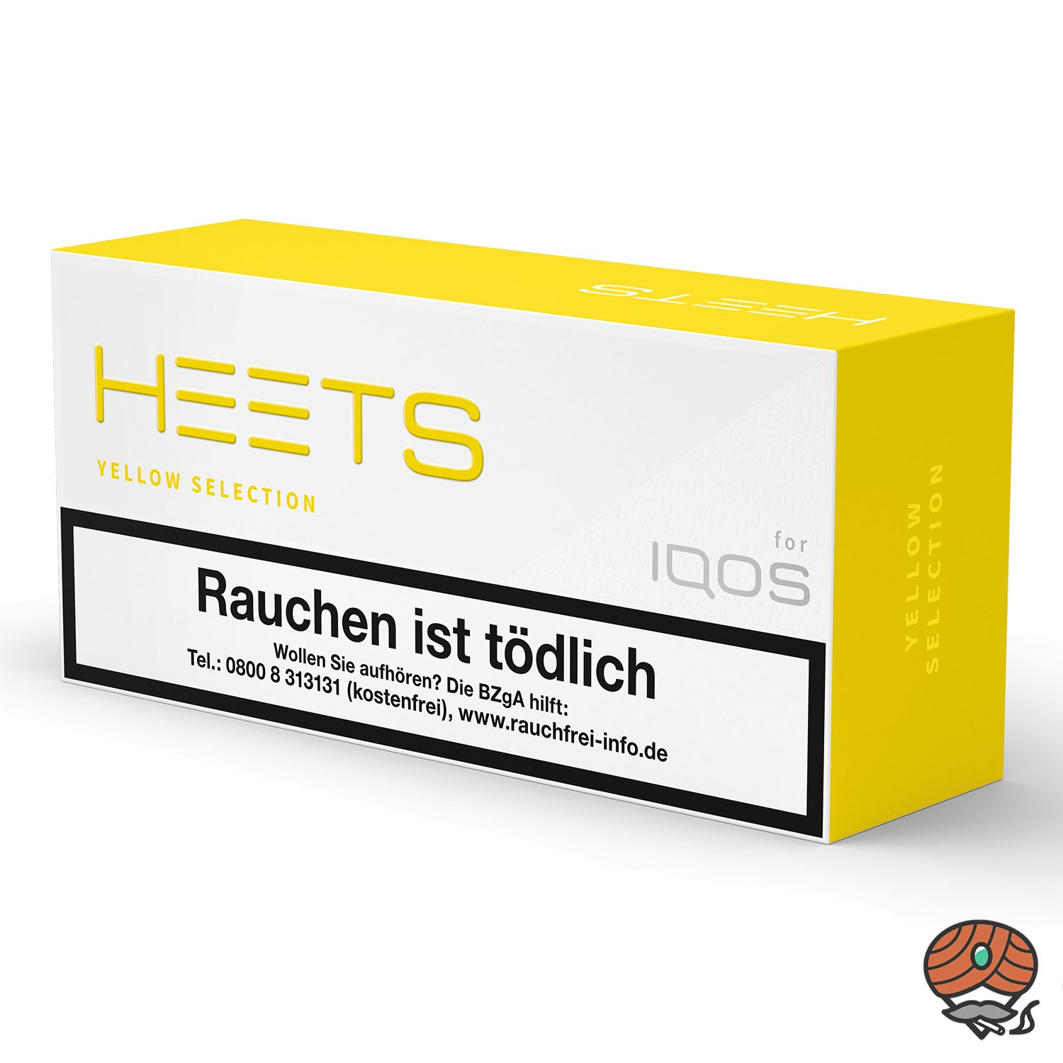 10x HEETS Yellow Selection Tabak Sticks von Marlboro für IQOS (1 Stange)