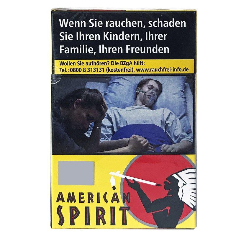 American Spirit Zigaretten Yellow / Gelb