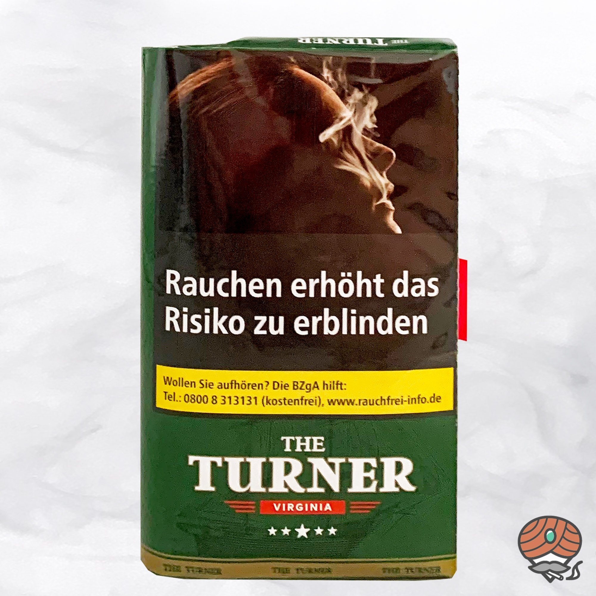 The Turner Virginia Drehtabak Pouch 40 g