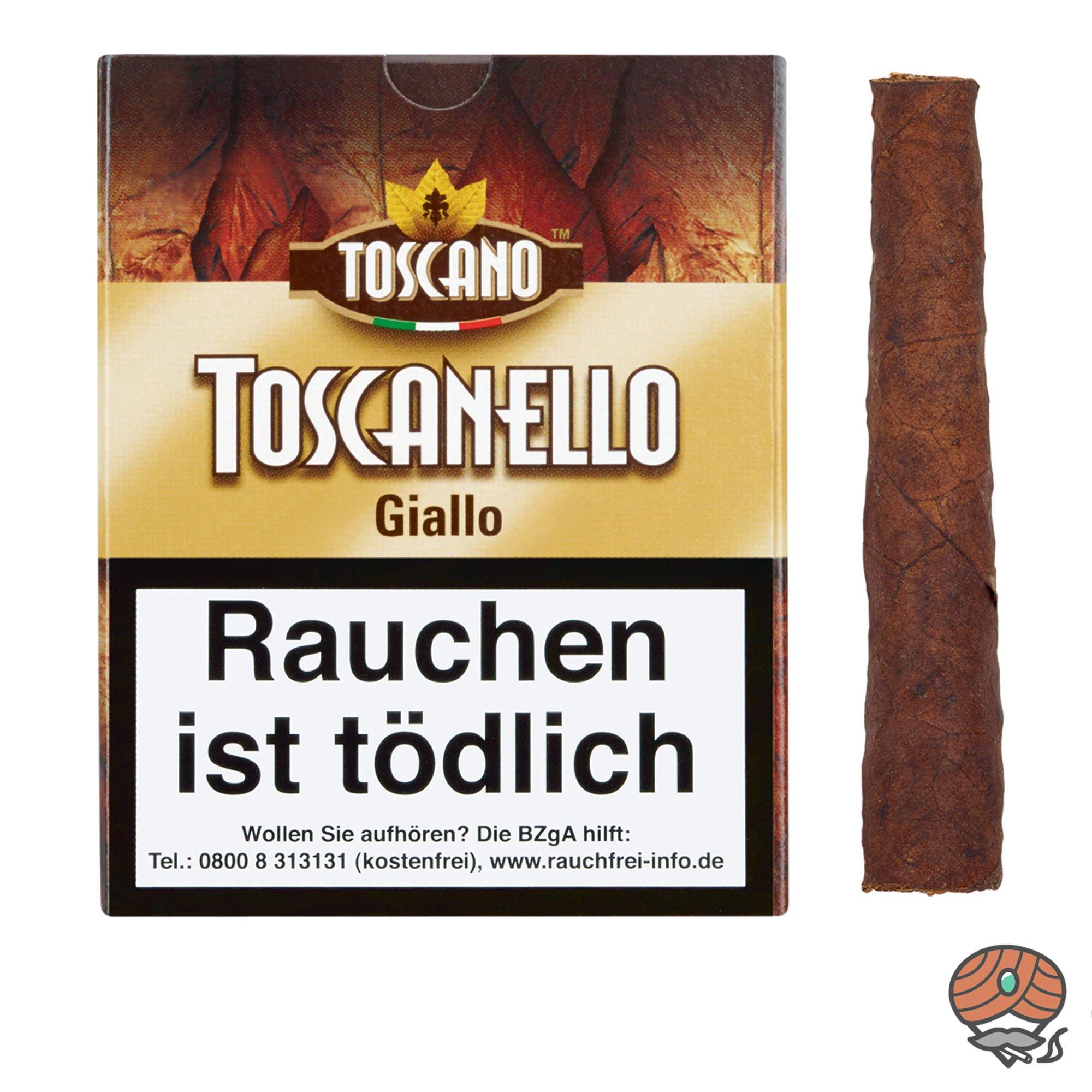 Toscanello Giallo (Vanille) Zigarren