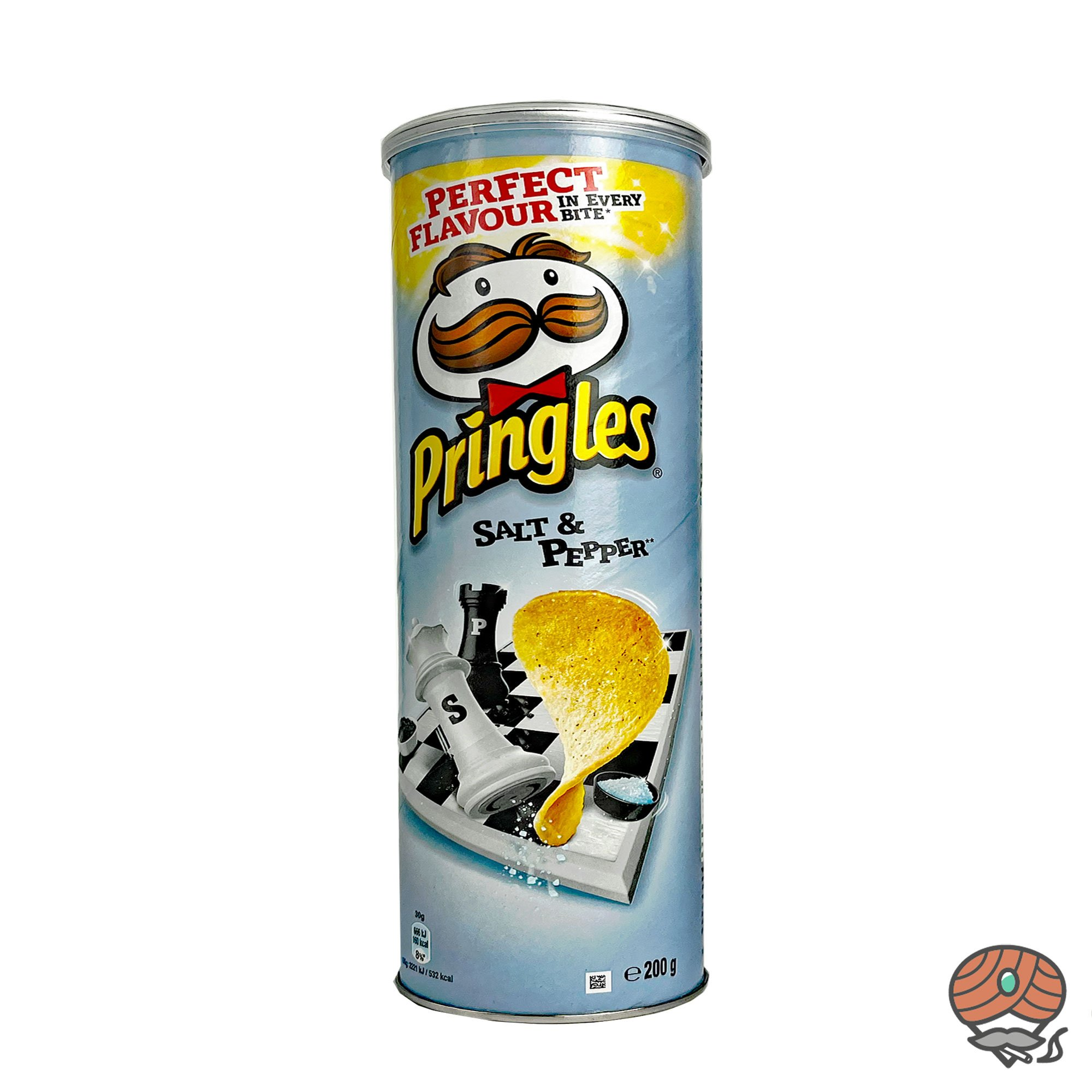 Pringles Salt & Pepper 200g Dose