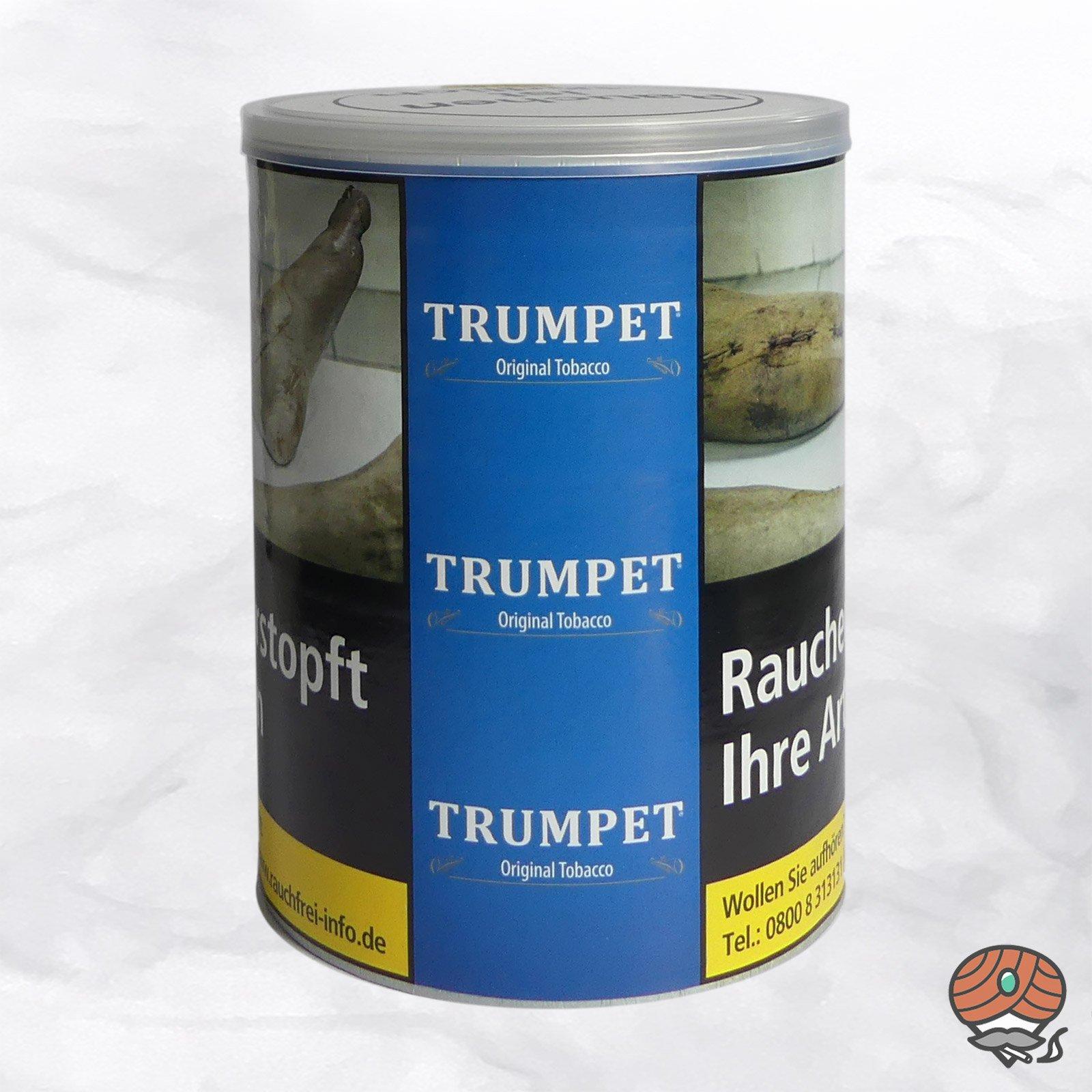 Trumpet Original Tobacco Drehtabak 130 g Dose