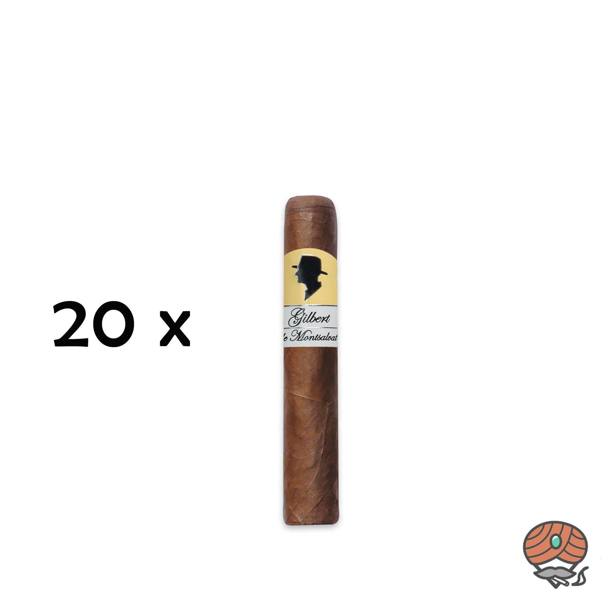 Gilbert de Montsalvat Perla Zigarre Revolution Style 20er Kiste