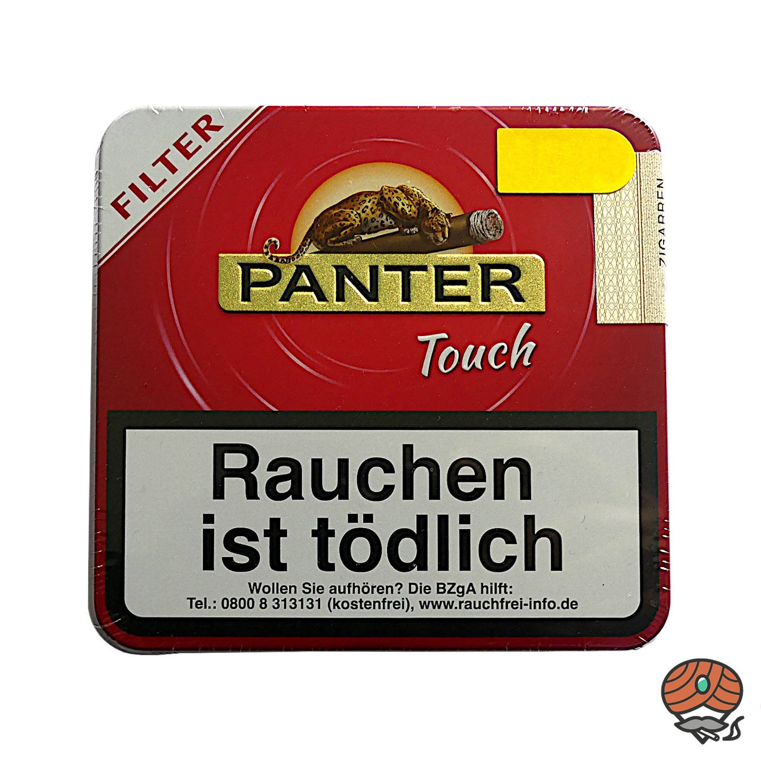Panter Touch Red Filter Zigarillos 20 Stück