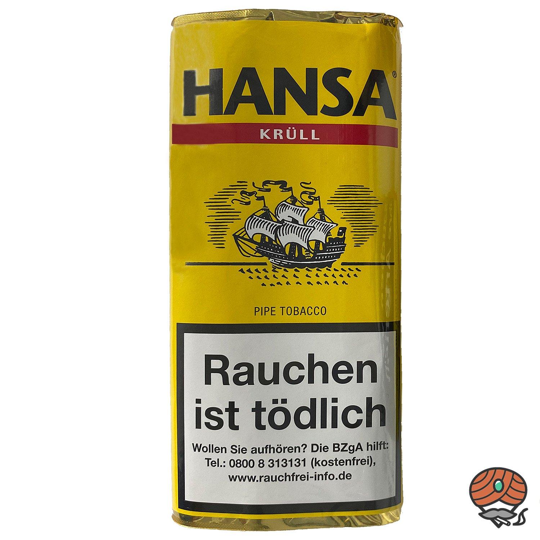 Hansa Krüll Pfeifentabak 50 g Pouch