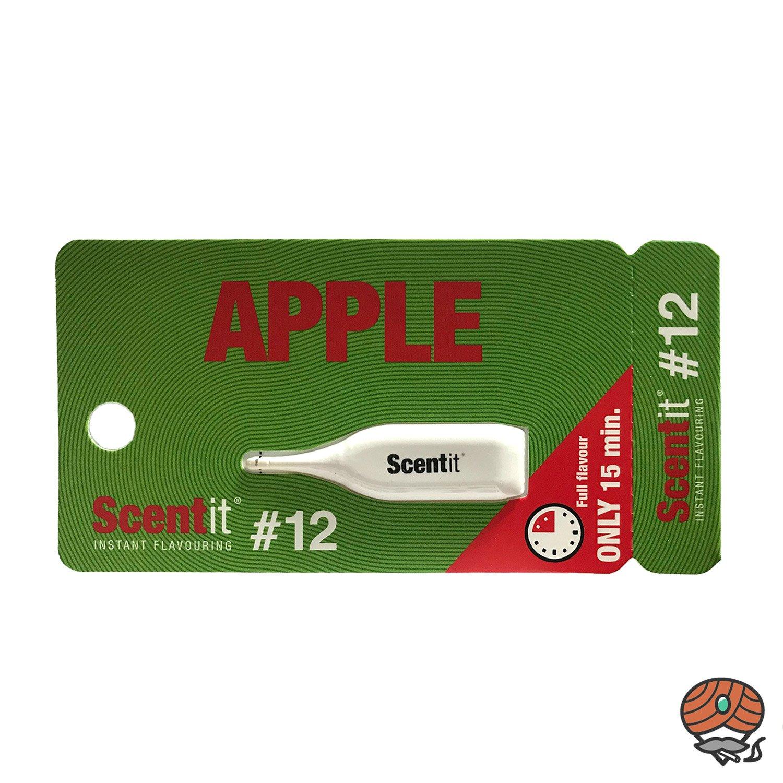 Scentit #12 APPLE Aroma - Instant Flavouring - flüssig
