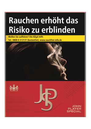 JPS / John Player Special Red Zigaretten 37 Stück