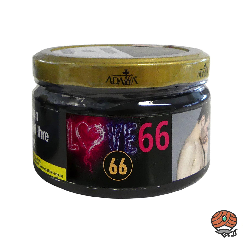 ADALYA LOVE 66 #66 - 200g Shisha Tabak
