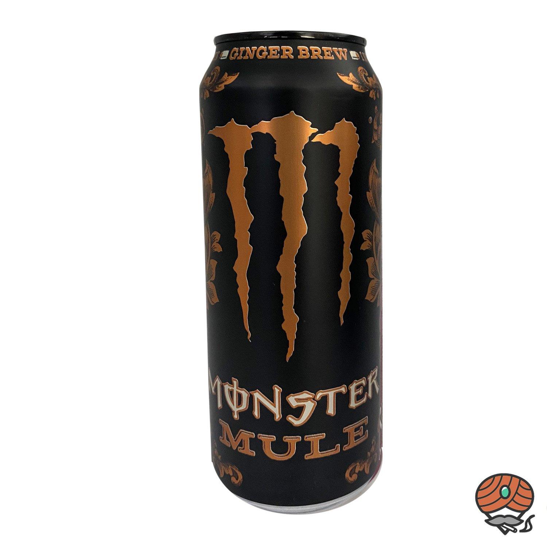 Monster Mule Ginger Beer (alkoholfrei) Energy Drink, 500 ml Dose