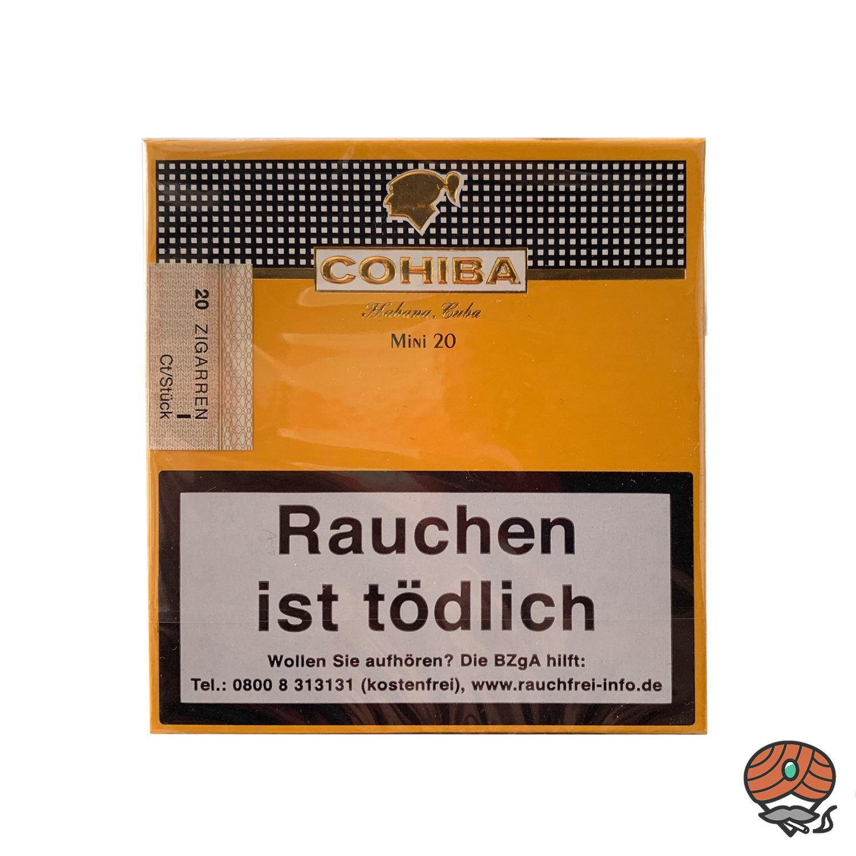 Cohiba Mini Zigarillos 20 Stück