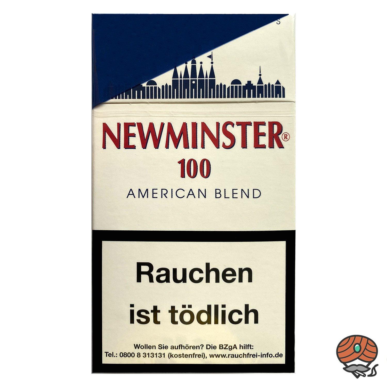 Newminster 100 American Blend Filterzigarillos 17 Stück