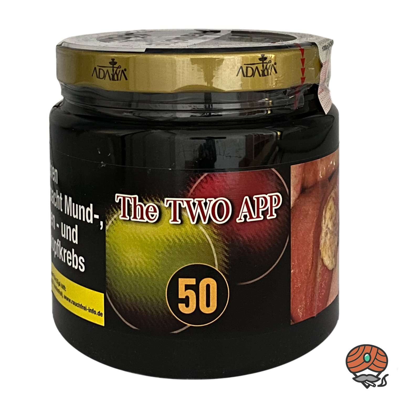 ADALYA The TWO APP #50 - 1000 g Shisha Tabak