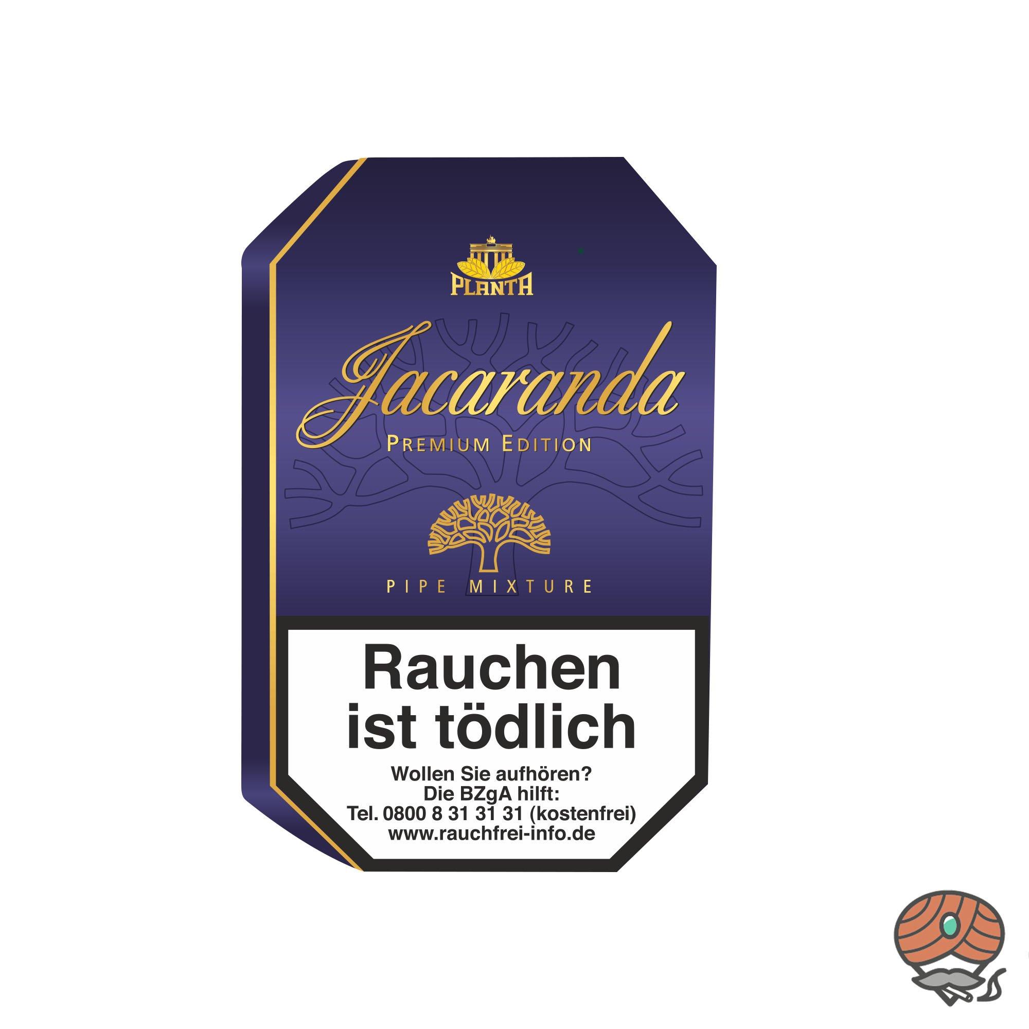 Planta Jacaranda Premium Edition Pfeifentabak 100g