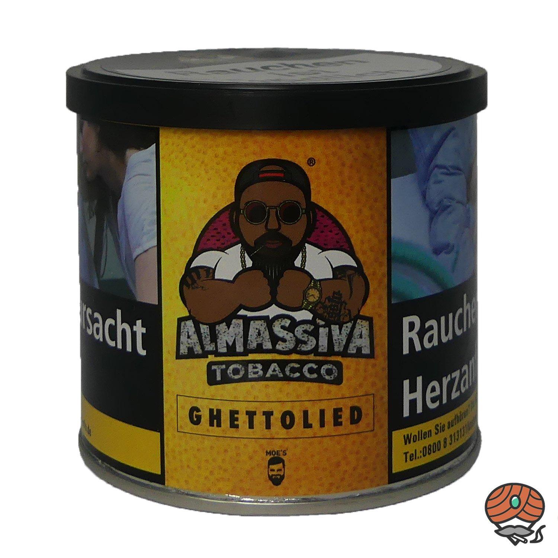 Almassiva Ghettolied 200 g Shisha Tabak