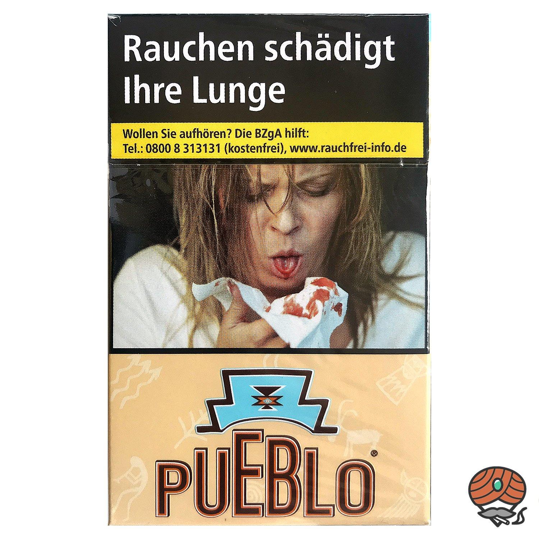 Pueblo Classic Filterzigaretten ohne Zusätze 20 Stück