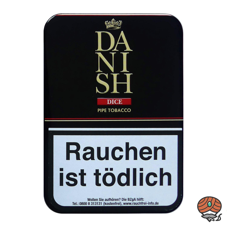 DANISH DICE Pfeifentabak 100 g Dose