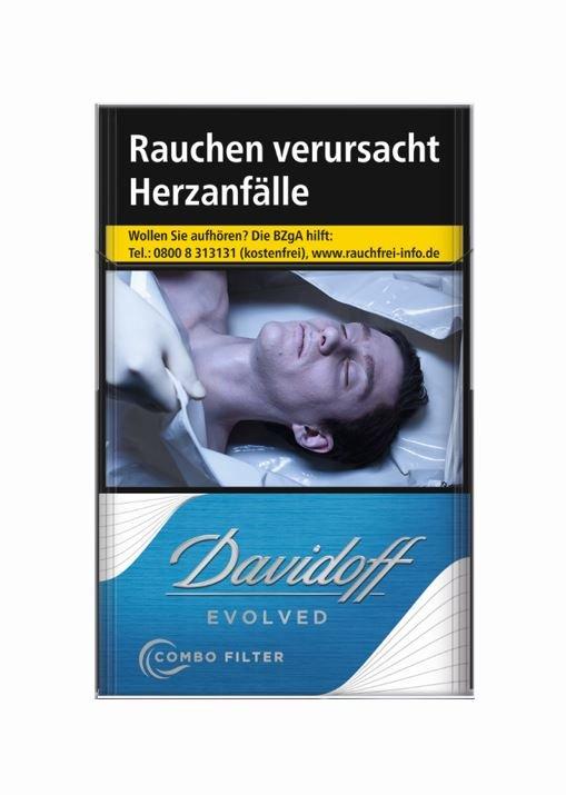 Davidoff Evolved Blue Zigaretten 20 Stück