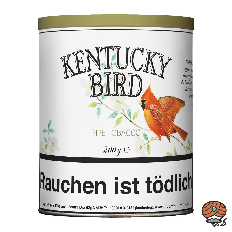 Kentucky Bird Pfeifentabak 200g Dose