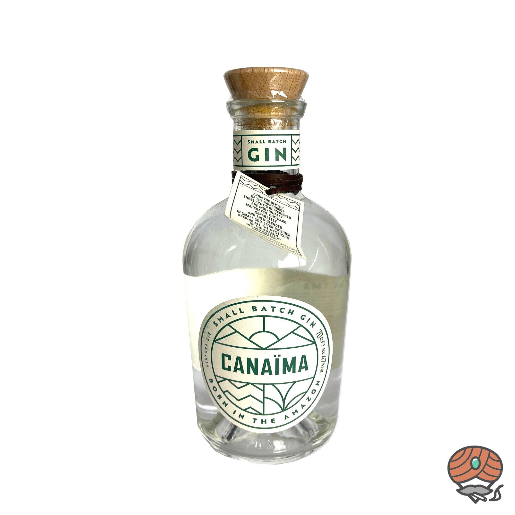 Canaima  Small Batch Dry Gin 0,7l, alc. 47 Vol.-% aus Venezuela