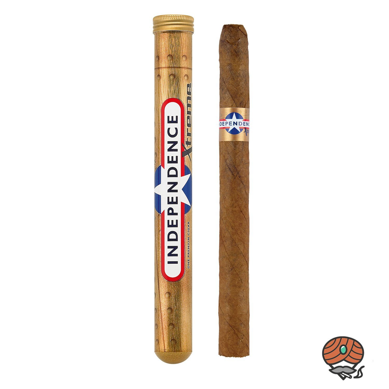 Independence Xtreme Tubes (ehemals Vanilla) Premium Zigarre