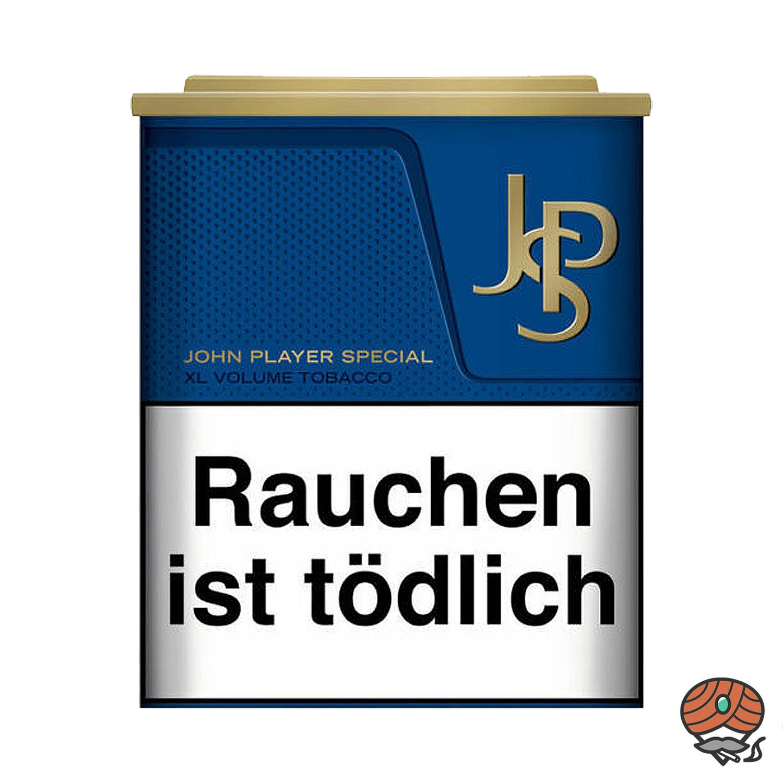 JPS John Player Special Blue / Blau XL Volumentabak 42 g Dose