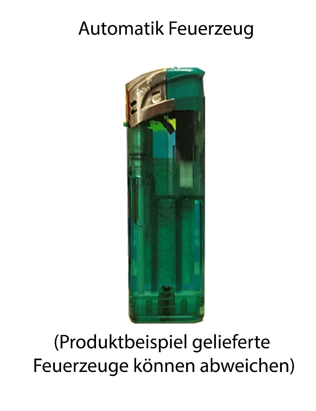 1 x Denim Mega Box Volumentabak 290g Eimer + 1000 Mark1 Hülsen + Feuerzeug