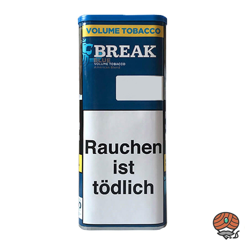 Break Blue / Blau Volumentabak / Tabak 115g XXL Dose