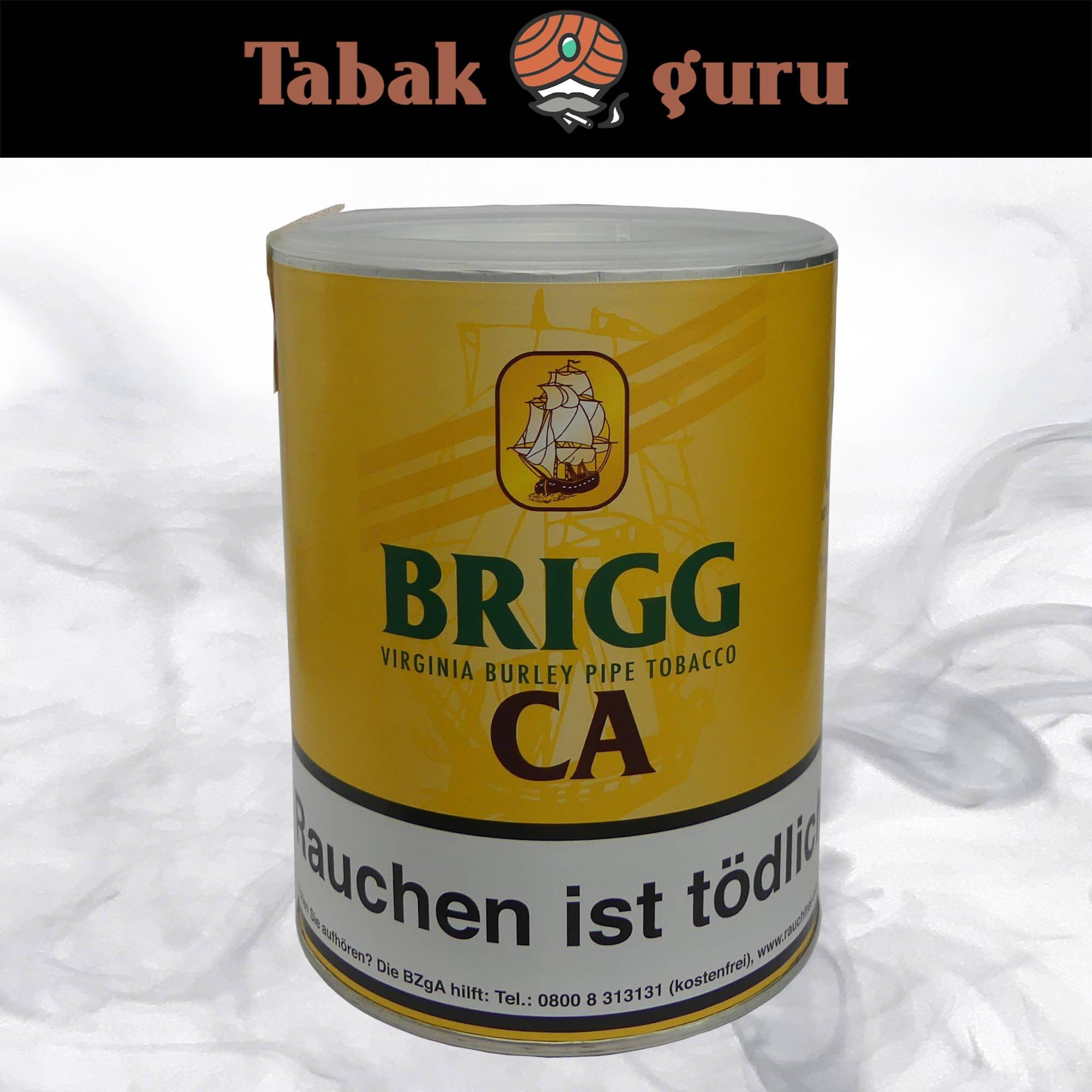 Brigg CA (Coco Ananas) 180 g Dose Pfeifentabak