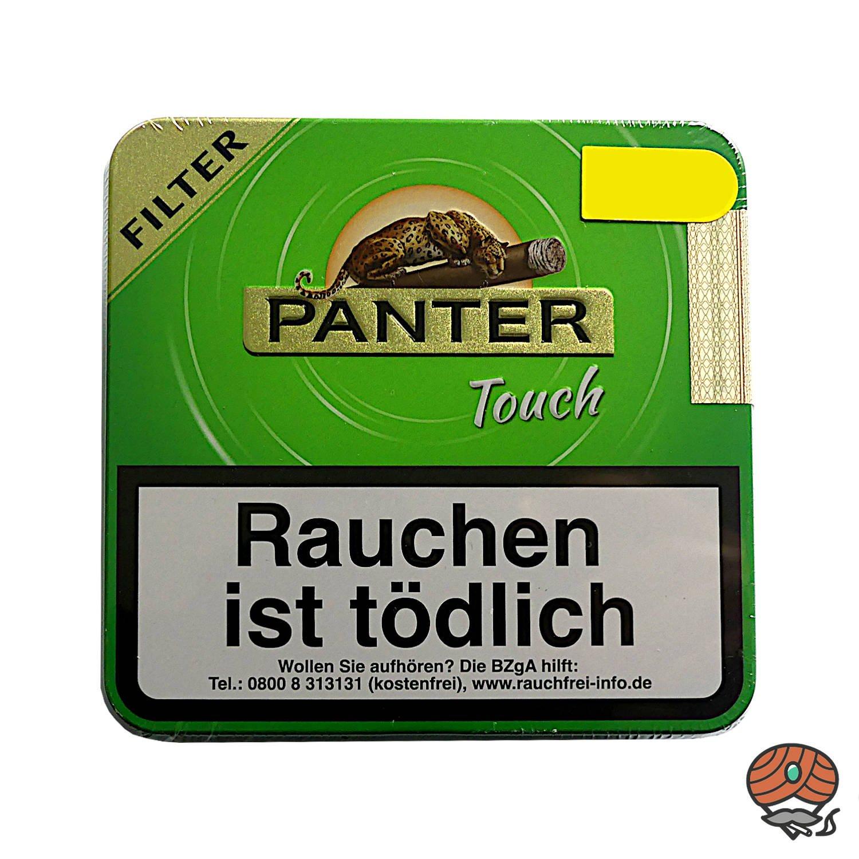 Panter Touch Green Filter Zigarillos 20 Stück