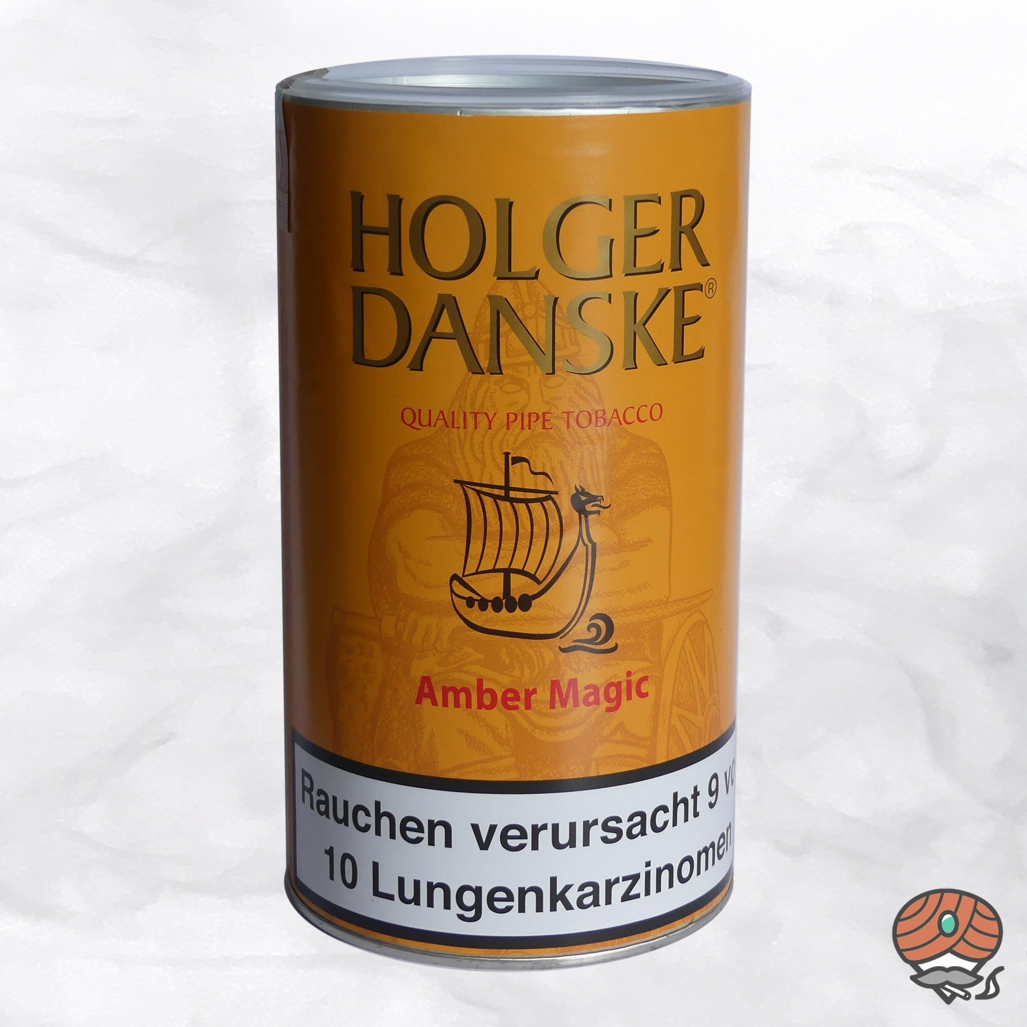 Holger Danske Amber Magic Pfeifentabak 250 g Dose