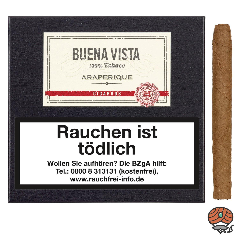 Buena Vista Araperique Cigarros Nr. 722 à 10 Stück