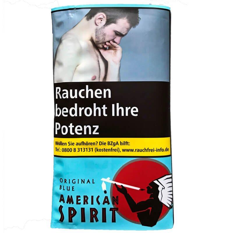 American Spirit Original Blue Drehtabak 30 g Pouch