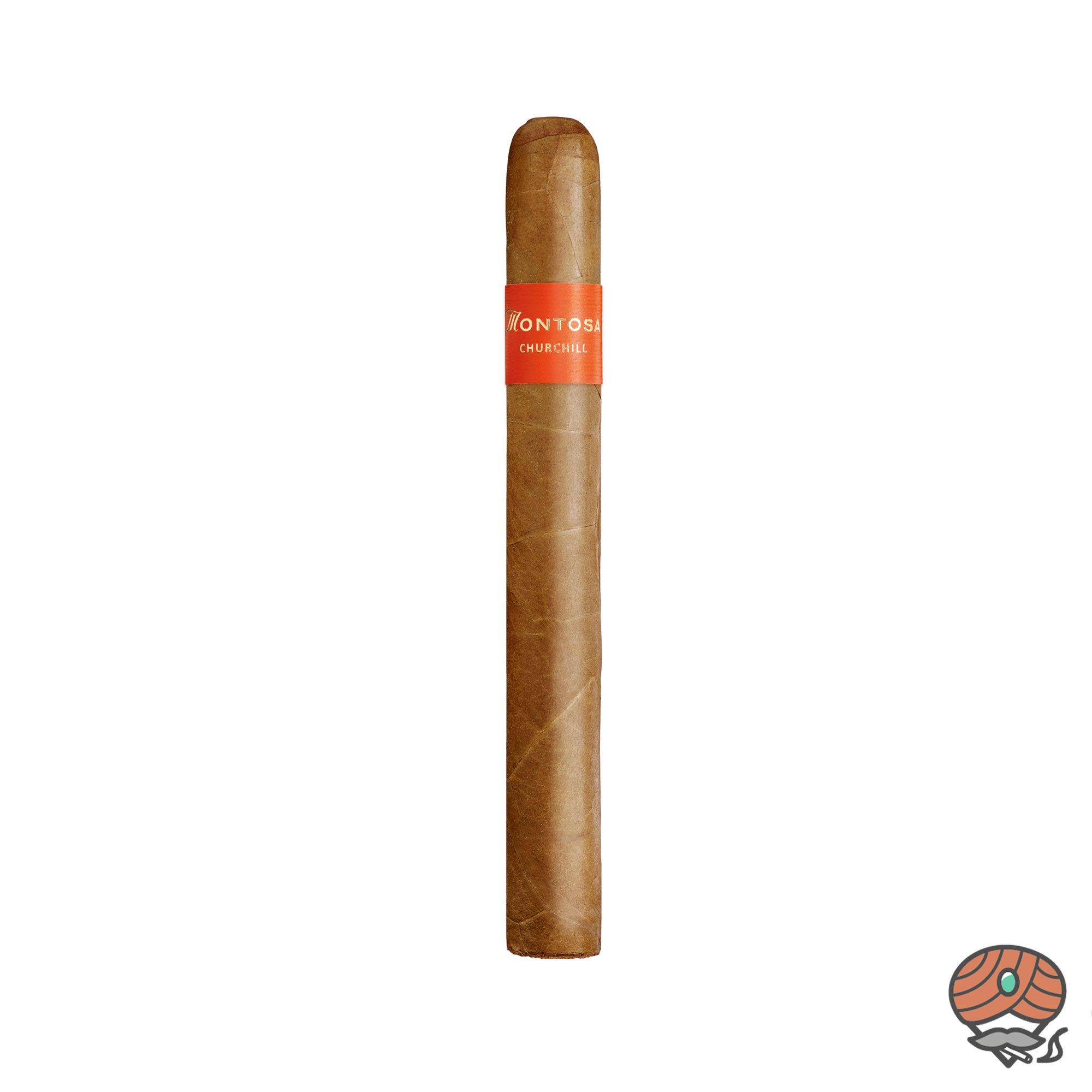 Montosa Churchill Zigarre, Dominikanische Republik