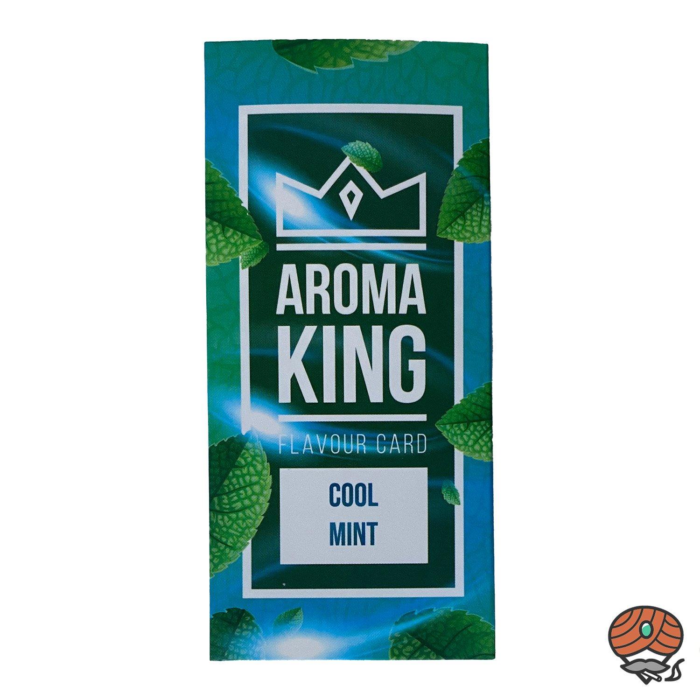 Aromakarte COOL MINT von Aroma King - Aroma für Tabak & Zigaretten