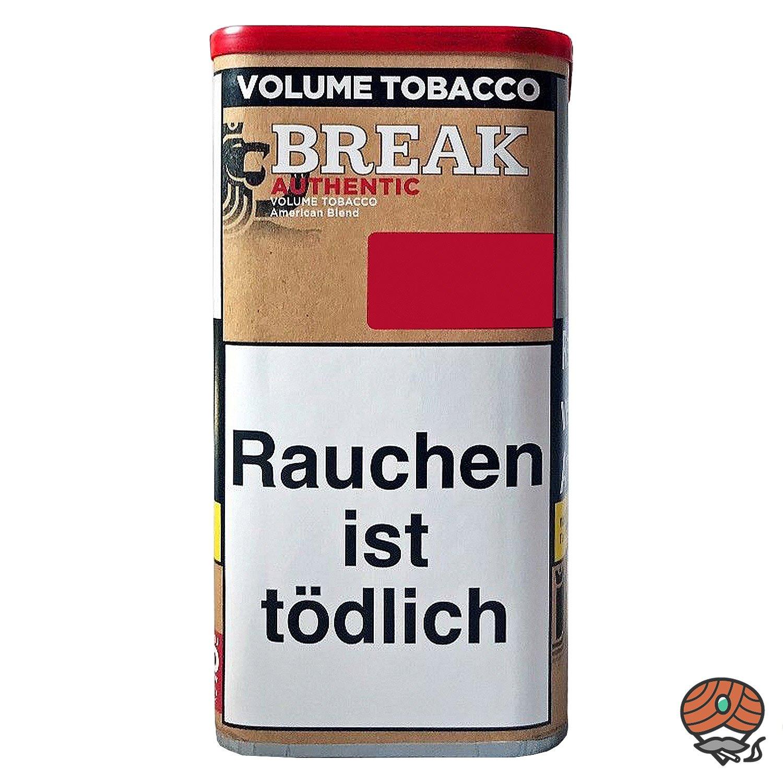 Break Authentic XXL Tabak Dose Inhalt 75g