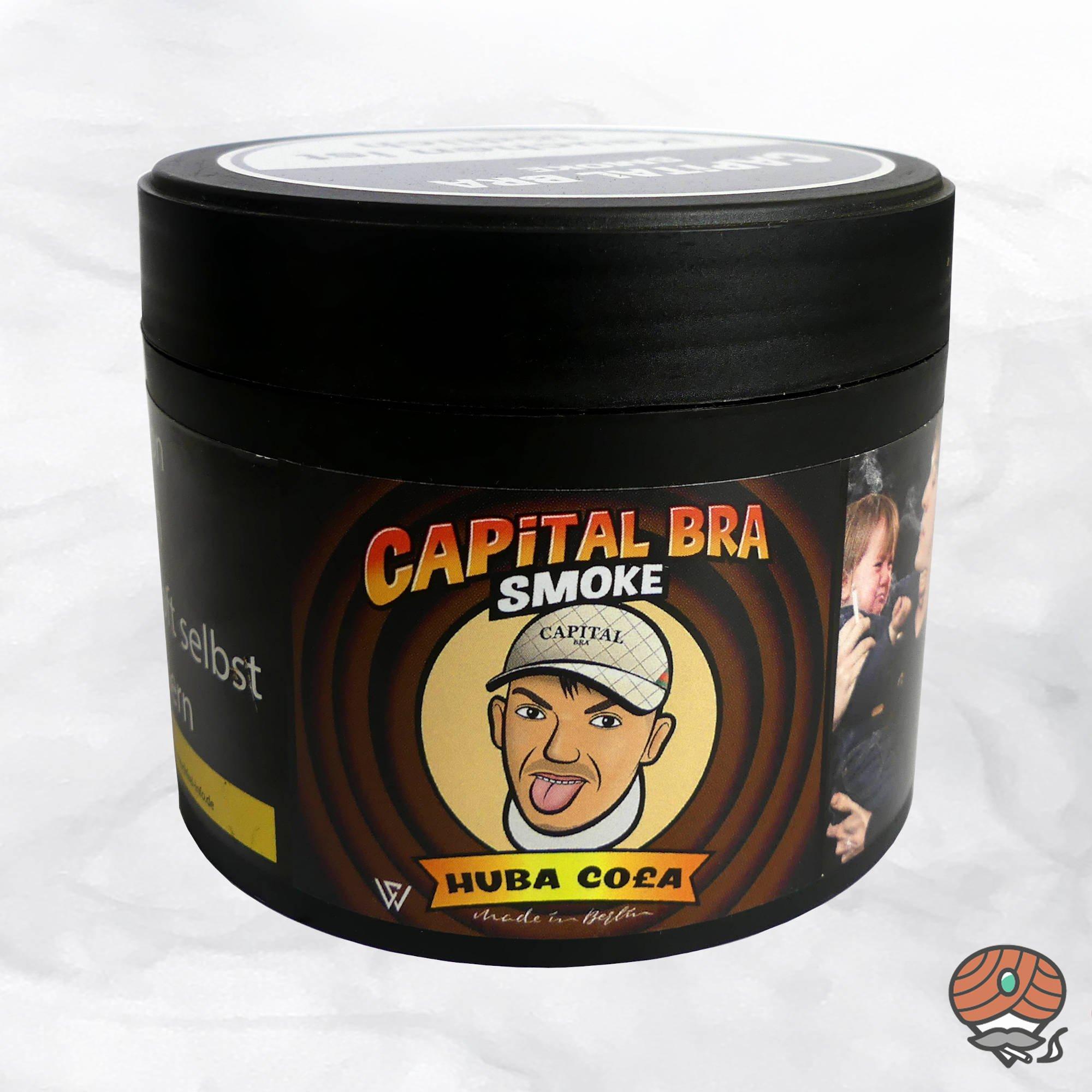 Capital Bra Smoke Shisha Tabak - Huba Cola 200g
