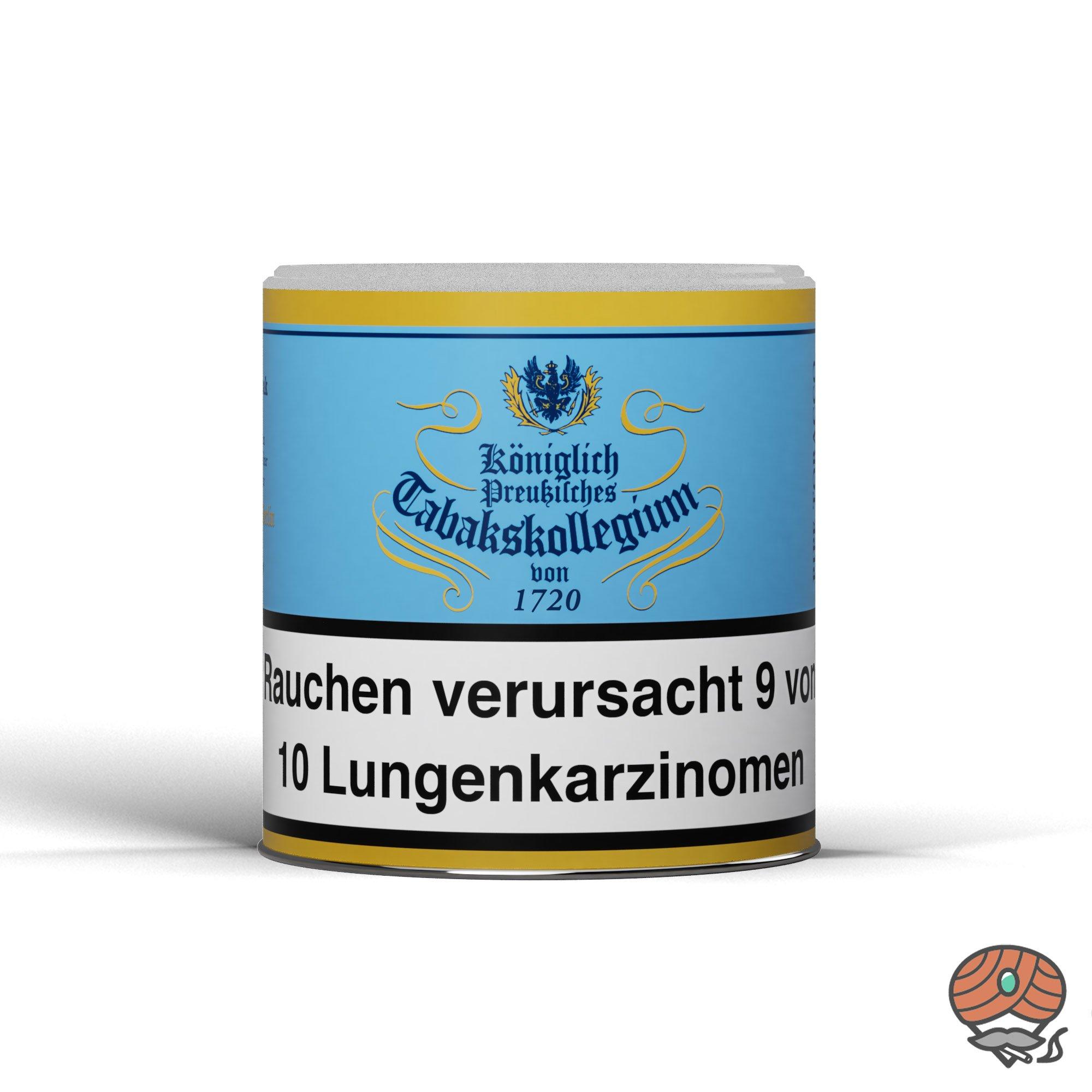 Königlich Preußisches Tabakskollegium (KPT) Blau 1720 Pfeifentabak 100 g