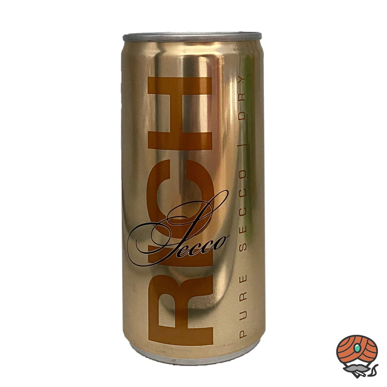 Rich Secco, Dry, 200 ml Dose, alc. 10,5 % Vol.