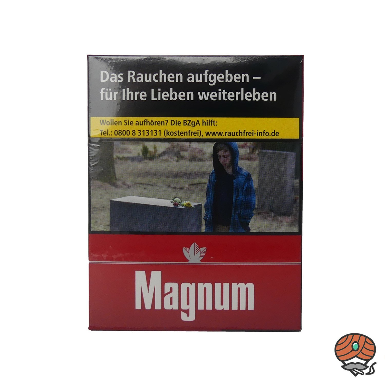 Magnum Red Big Pack Zigaretten 22 Stück