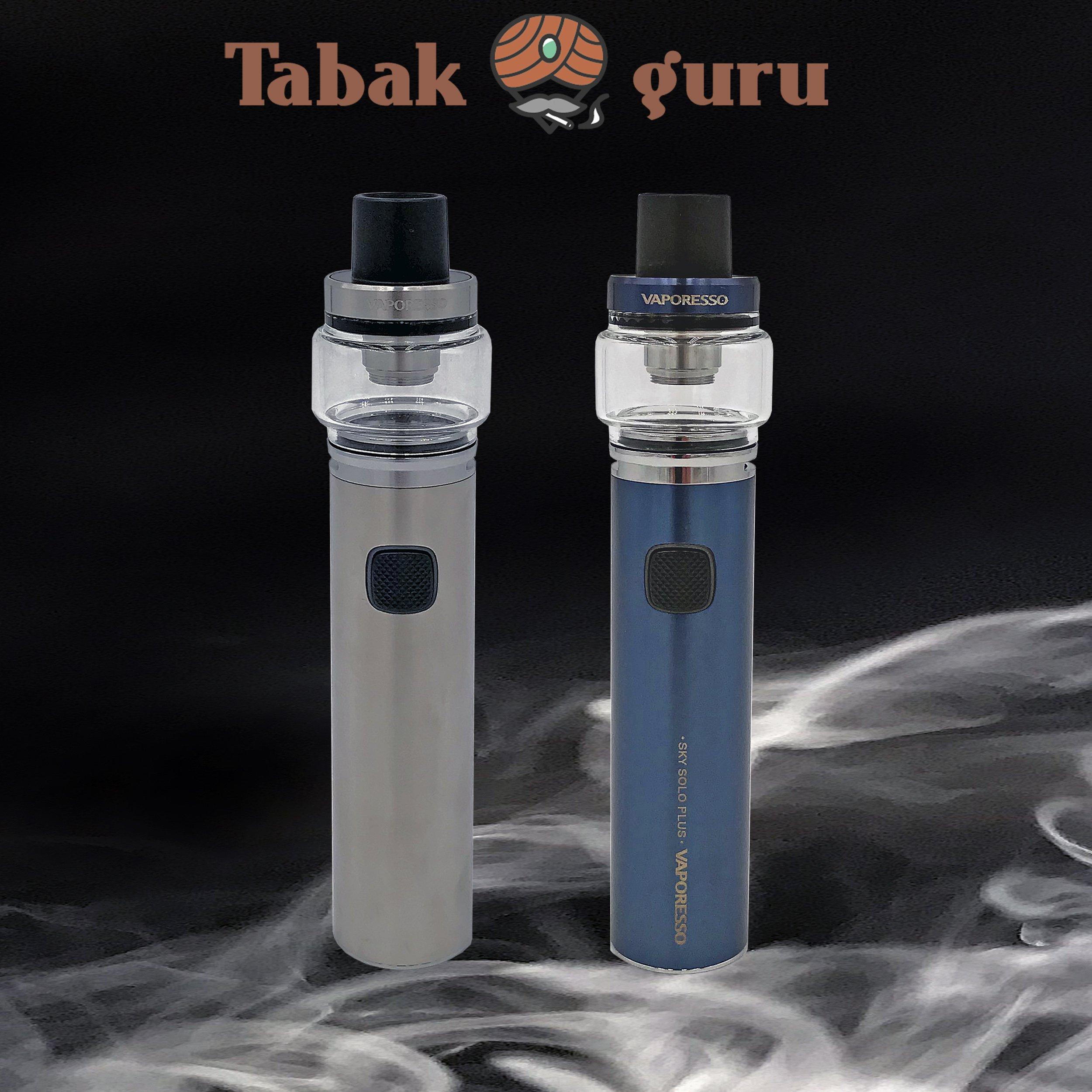 Vaporesso Sky Solo Plus E-Zigarette Silber oder Blau wählbar