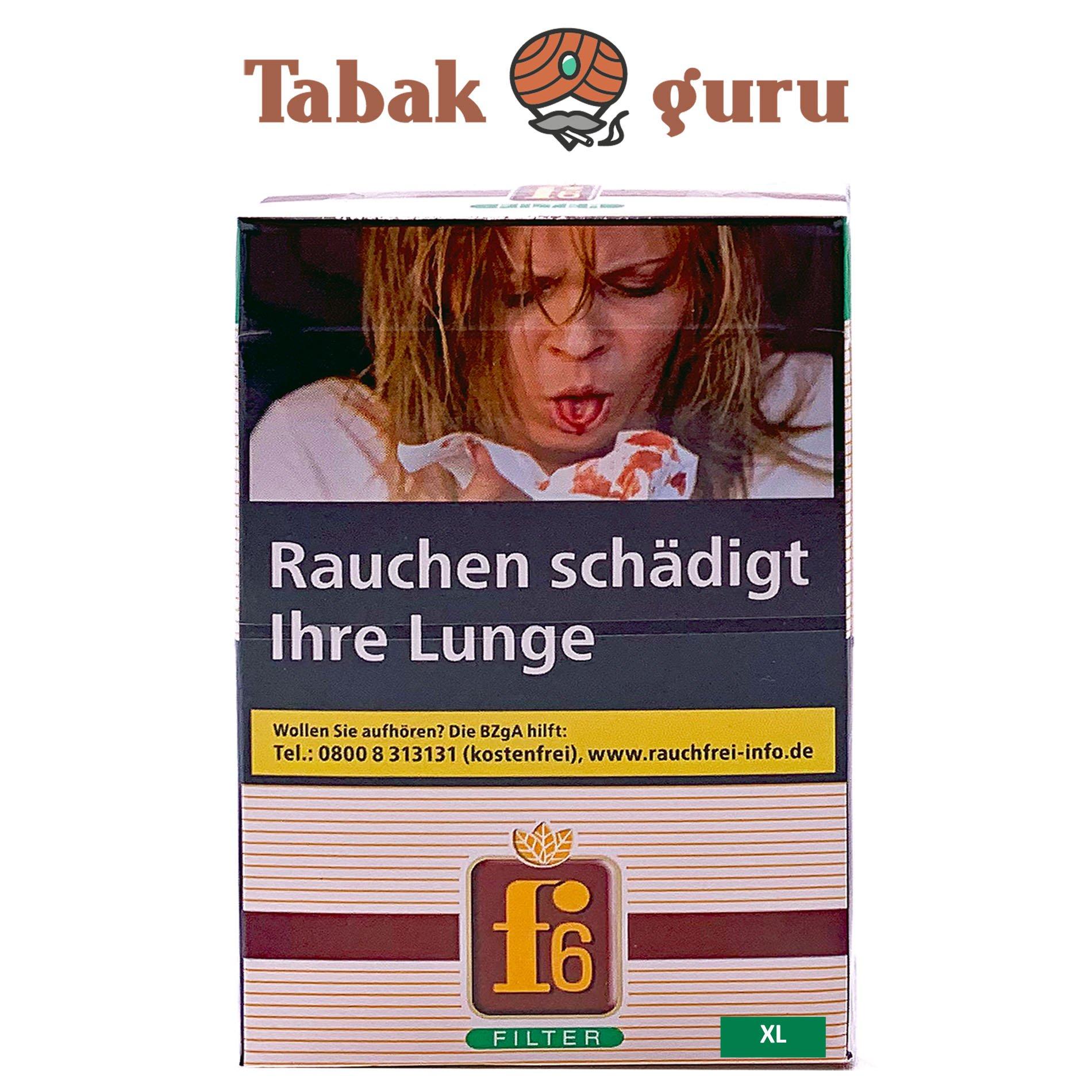 f6 Original Zigaretten XL Box