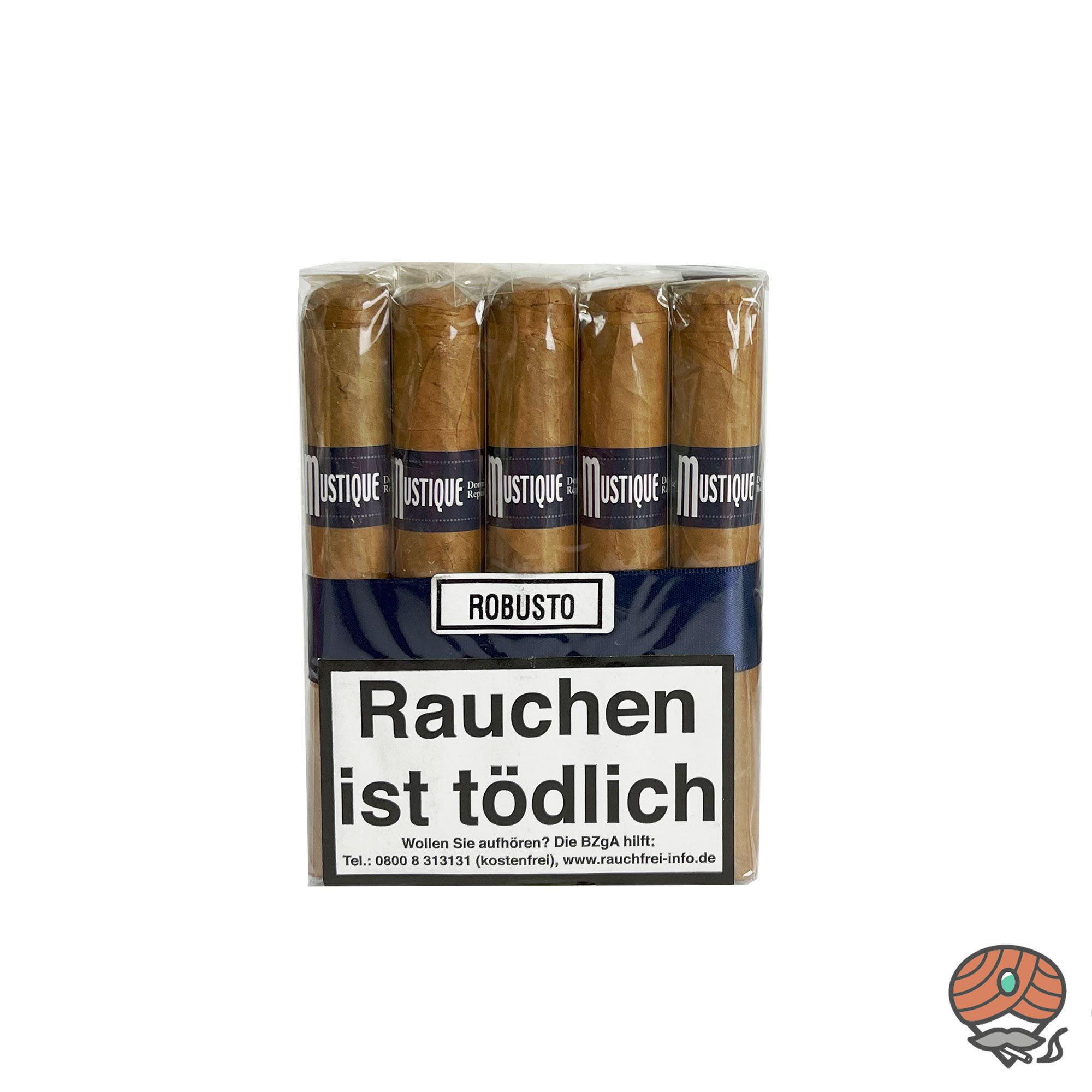 Mustique Blue Robusto Zigarre im 10er Bundle