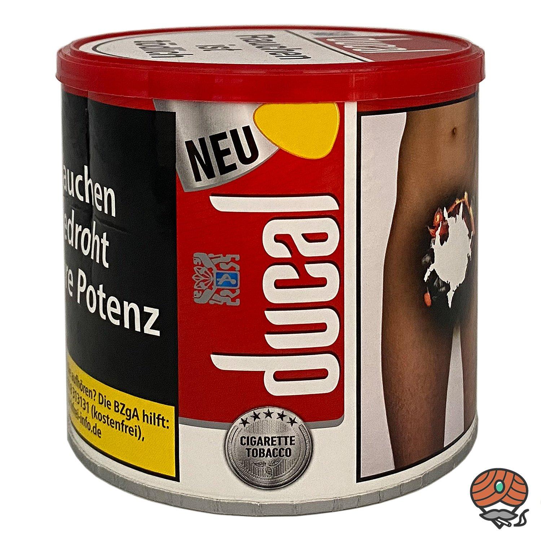 ducal Red Classic Cigarette Tobacco / Zigaretten Tabak 75 g Dose
