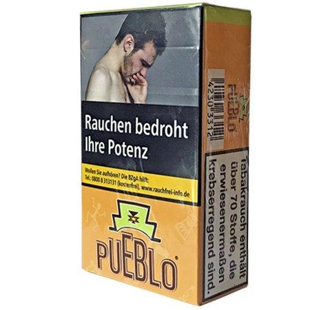Pueblo Orange Filterzigaretten ohne Zusätze 20 Stück