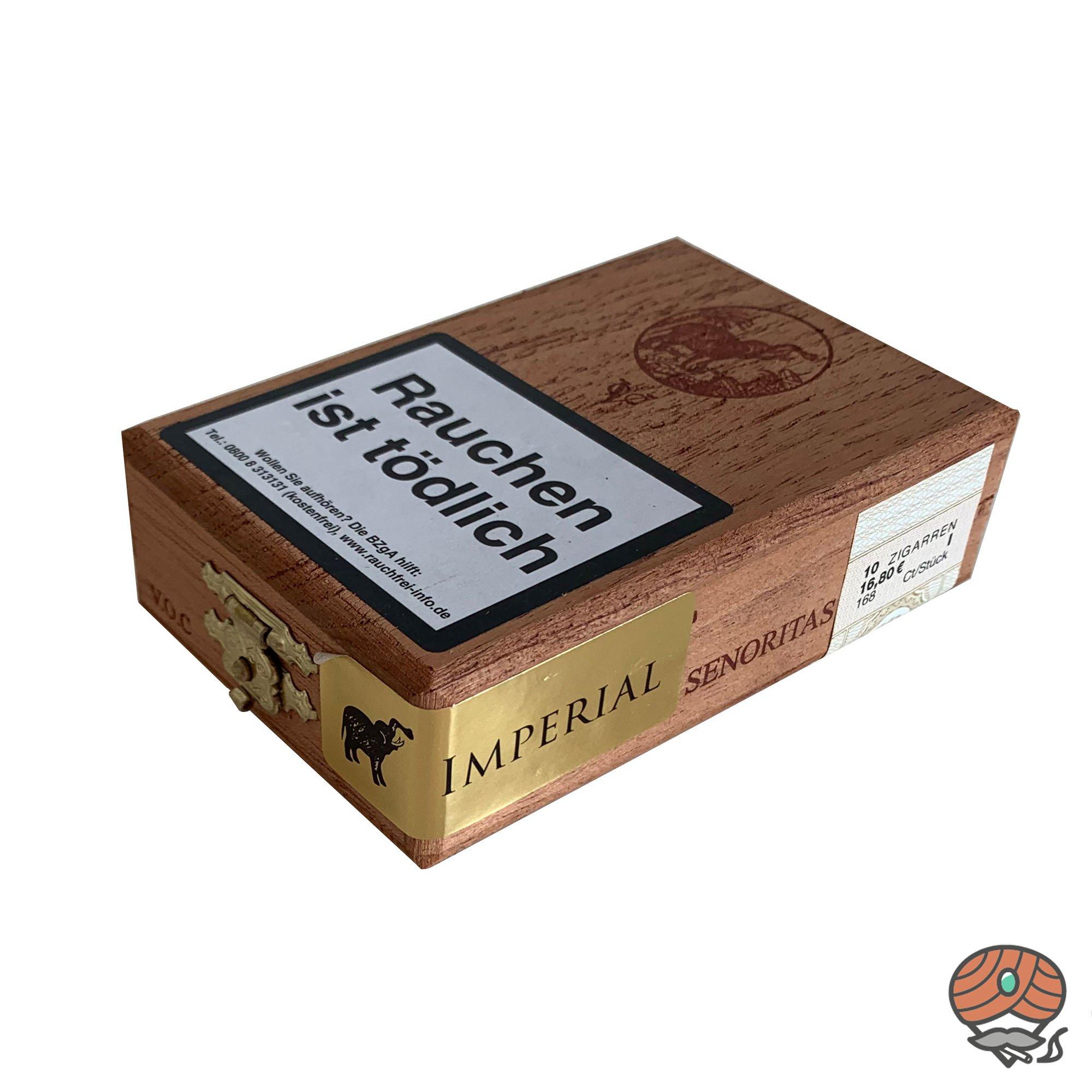 De Olifant Classic V.O.C Senoritas Imperial Zigarren