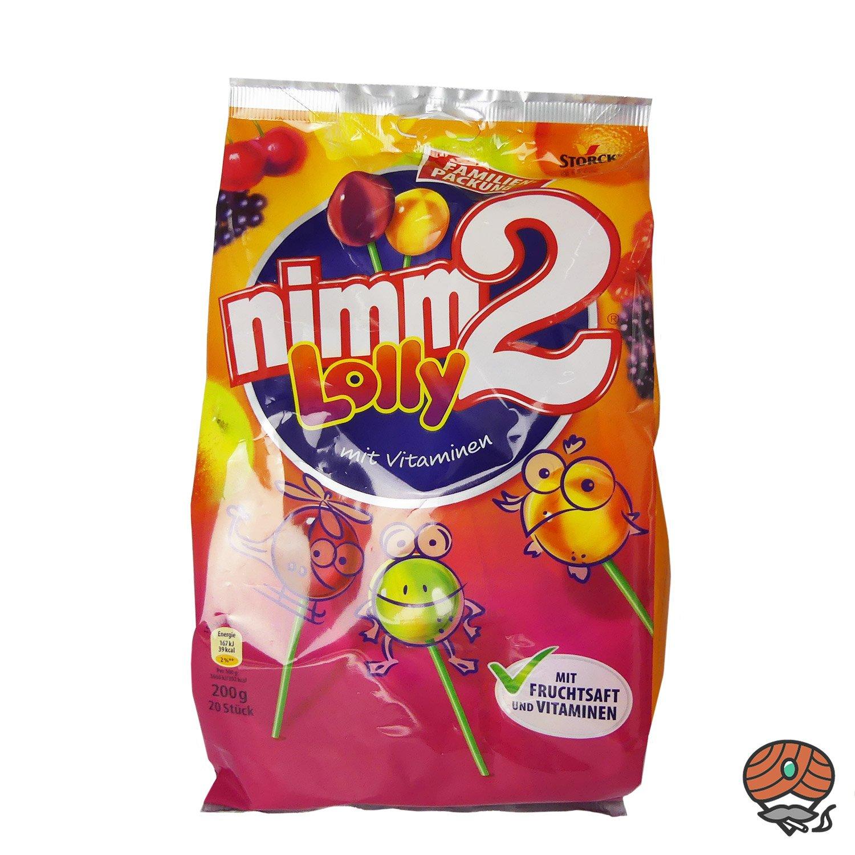nimm2 Lolly mit Vitaminen 20 Stück 200 g