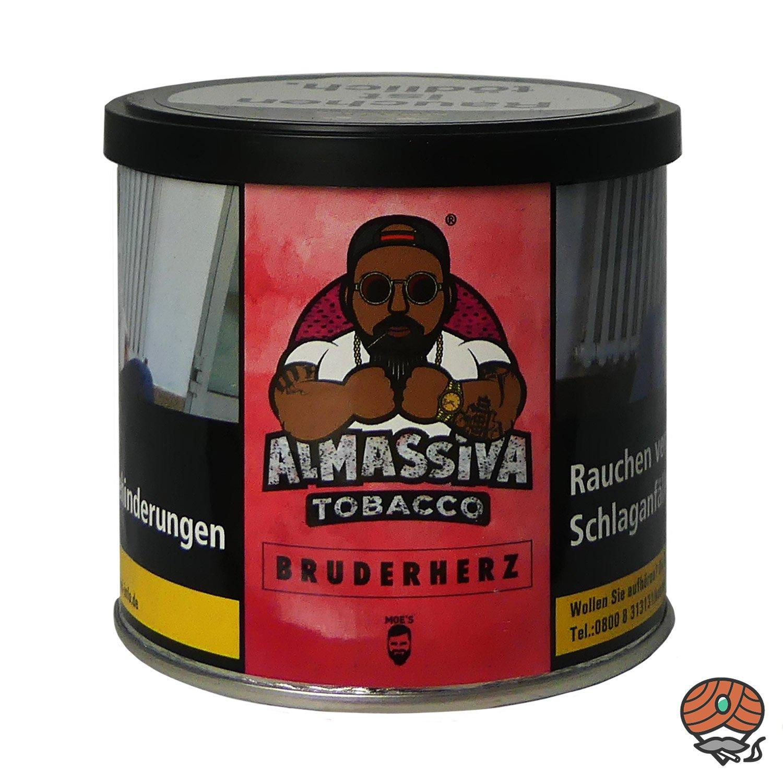 Almassiva Bruderherz 200 g Shisha Tabak