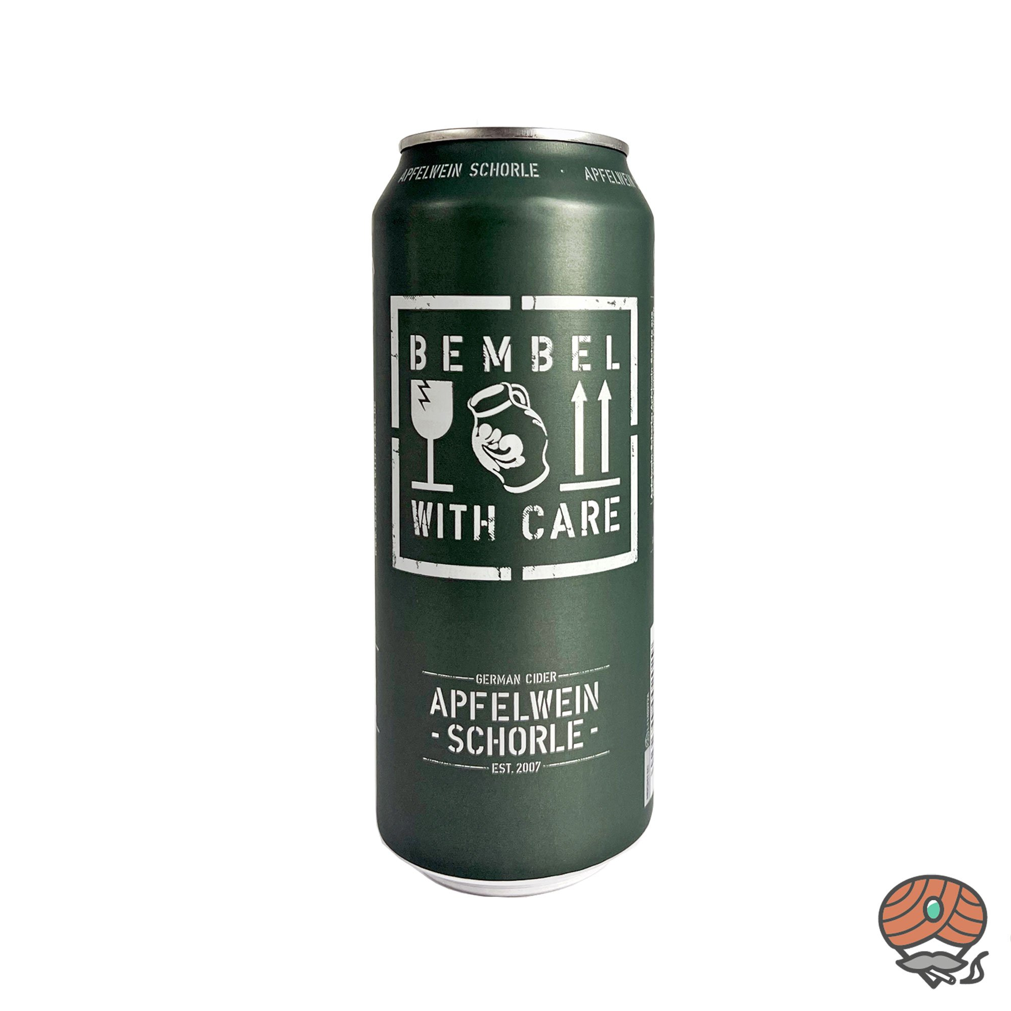 Bembel with Care Apfelwein Schorle 0,5l, alc. 4,0% Vol.