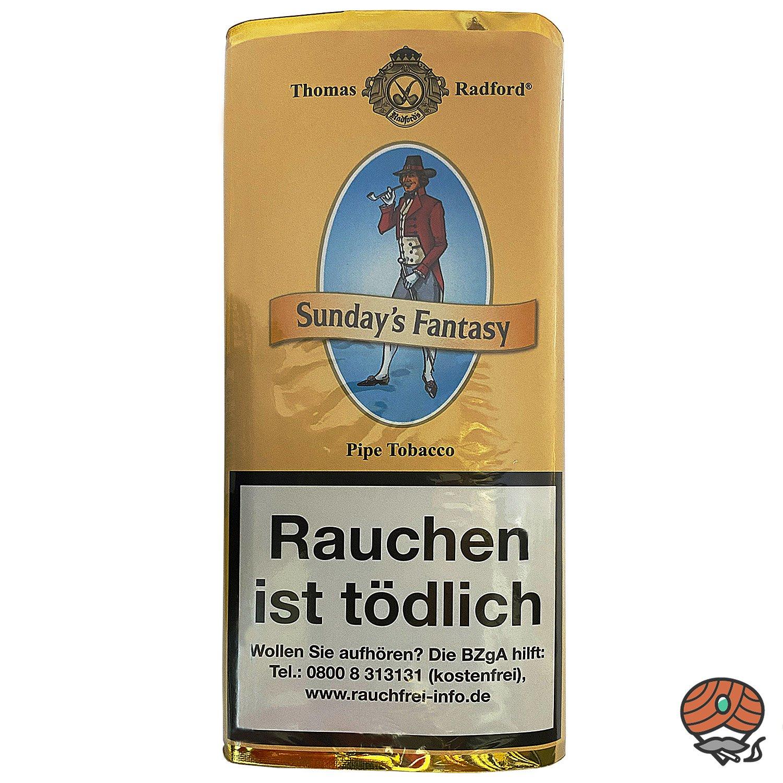 Thomas Radford Sunday´s Fantasy Pfeifentabak 50 g Pouch