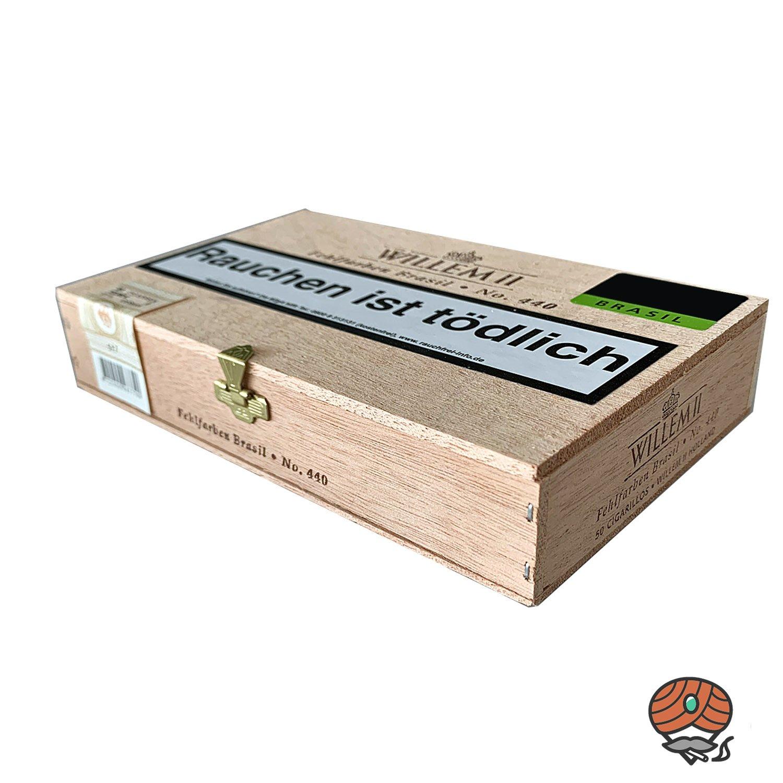 Willem II Fehlfarben Brasil No. 440 50er Kiste